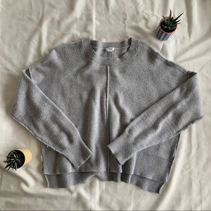 ⚪️GARAGE Light Blue/Grey Sweater
